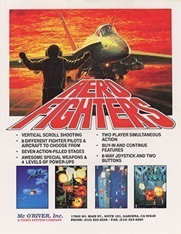 Aero Fighters / Sonic Wings