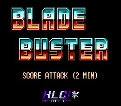 Blade Buster - New Version