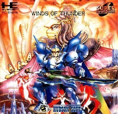 Winds of Thunder / Lords of Thunder