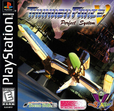 Thunder Force V (PS1)