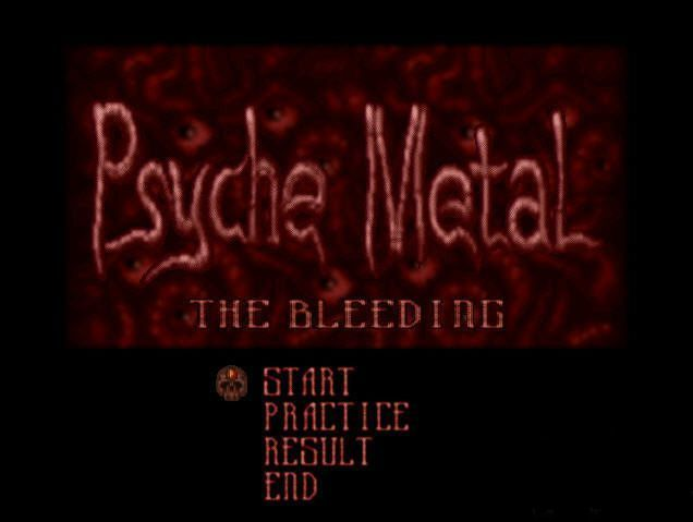 Psyche Metal - The Bleeding