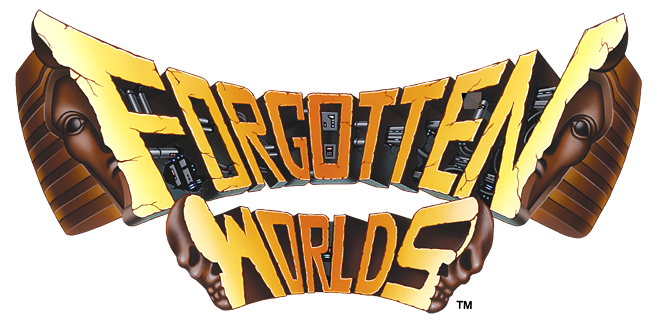 Forgotten Worlds / Lost Worlds