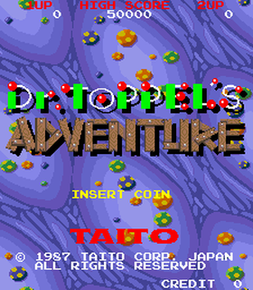 Dr. Toppel's Adventure / Dr. Toppel's Takentai
